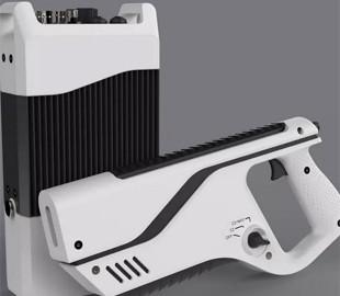 Создана лёгкая и небольшая пушка для борьбы с дронами