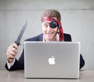 """Суд признал невиновным собственника """"пиратского"""" сайта"""