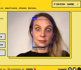Учёные запустили сайт с игровыми тестами, которые показывают уровень распознавания эмоций искусственным интеллектом