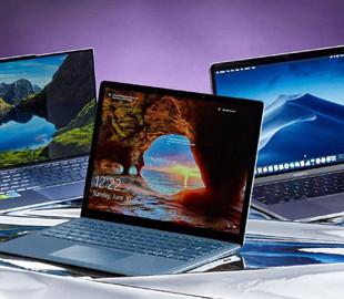 Опубликован рейтинг самых популярных производителей ноутбуков в мире в 2020 году