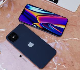 Опубликованы новые рендеры iPhone 12