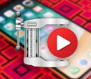 Как сжимать видео на iPhone