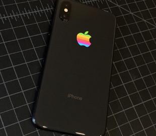 На новых iPhone впервые в истории сменится логотип Apple