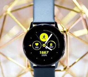 В Сети появилось официальное промо-изображение новых смарт-часов от Samsung