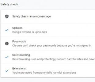 Новый Google Chrome защитит пользователей от опасных сайтов и загрузок