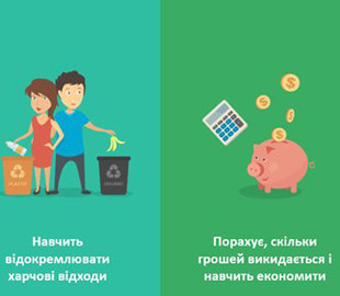 Украинцы запустили приложение, помогающее сортировать отходы и экономить