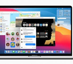 Новая операционная система Apple для компьютеров доступна всем желающим