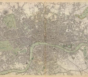 В Google Maps теперь можно проследить эволюцию городов за последние несколько столетий