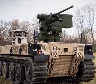 Армия США получила первых роботов-разведчиков от компании QinetiQ