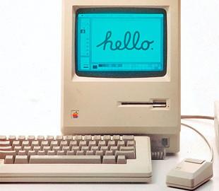 36 лет назад Стив Джобс представил легендарный Macintosh