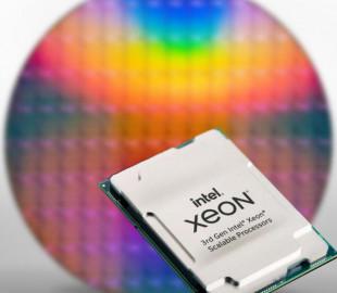 Intel представила новый микропроцессор для центров обработки данных