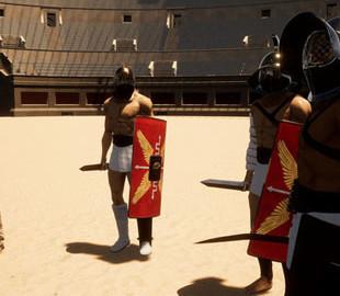 В виртуальной реальности восстановили жизнь Колизея