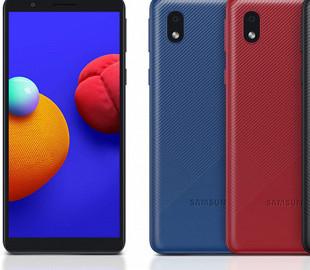 Представлен смартфон Samsung Galaxy A01 Core