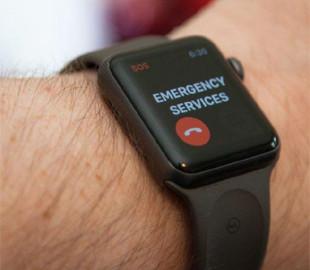 Apple Watch спасли мужчину от утопления