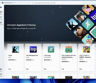 В Windows 11 теперь можно запускать приложения Android