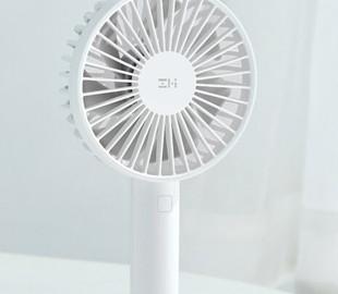 Опубликованы фото нового беспроводного вентилятора от Xiaomi