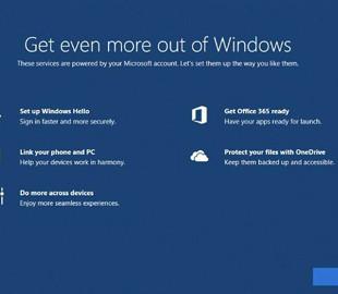 В Windows 10 появилась полноэкранная реклама