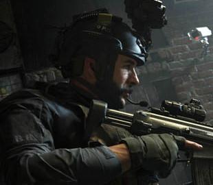 В Сети появился трейлер Call of Duty: Modern Warfare