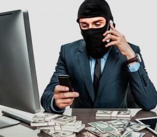 Телефонный разговор с «сотрудником банка» стоил мужчине 50 тысяч гривен